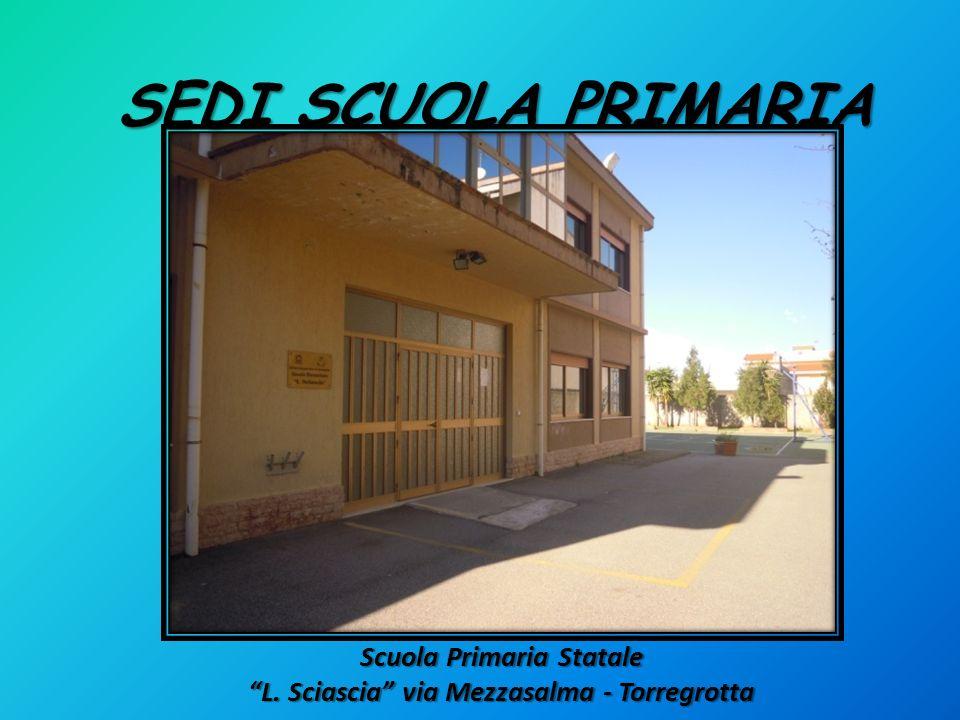 Scuola Primaria Statale L. Sciascia via Mezzasalma - Torregrotta