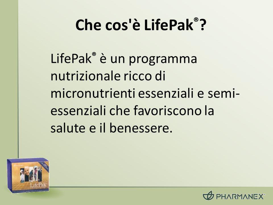 Che cos è LifePak®