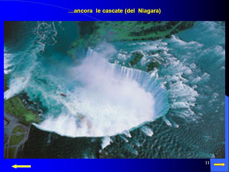 …ancora le cascate (del Niagara)
