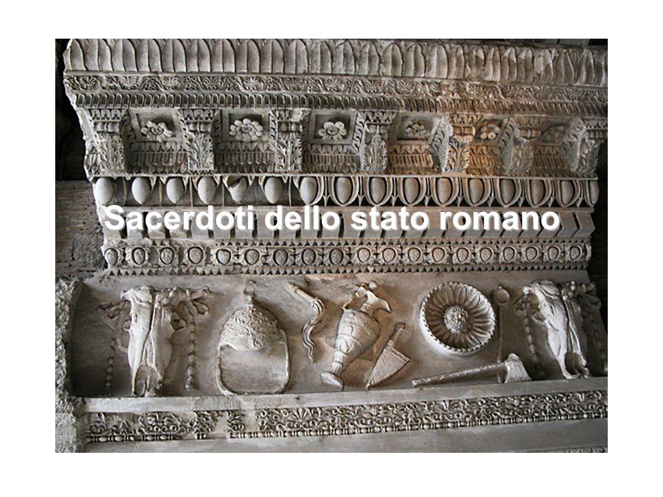 Sacerdoti dello stato romano