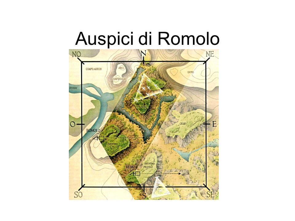 Auspici di Romolo