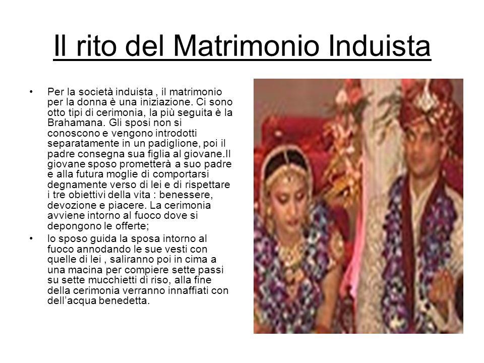 Il rito del Matrimonio Induista