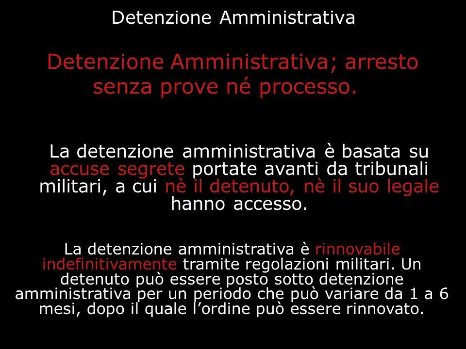 Detenzione Amministrativa