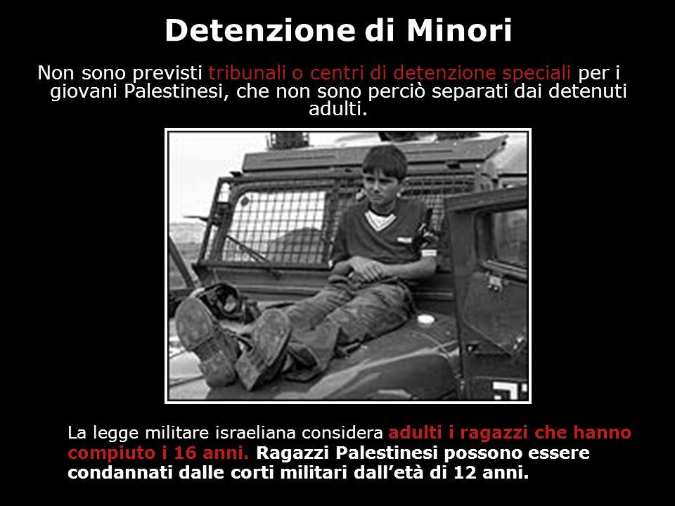 Detenzione di Minori
