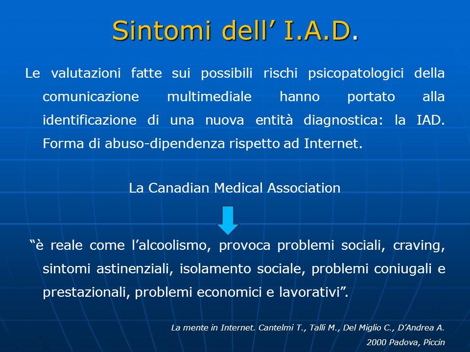 La Canadian Medical Association