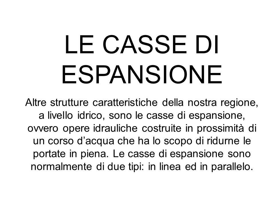 LE CASSE DI ESPANSIONE