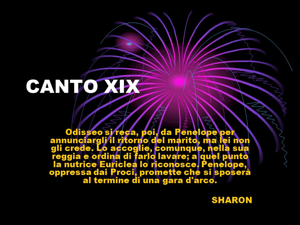 CANTO XIX