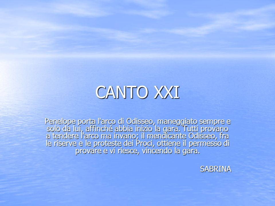 CANTO XXI