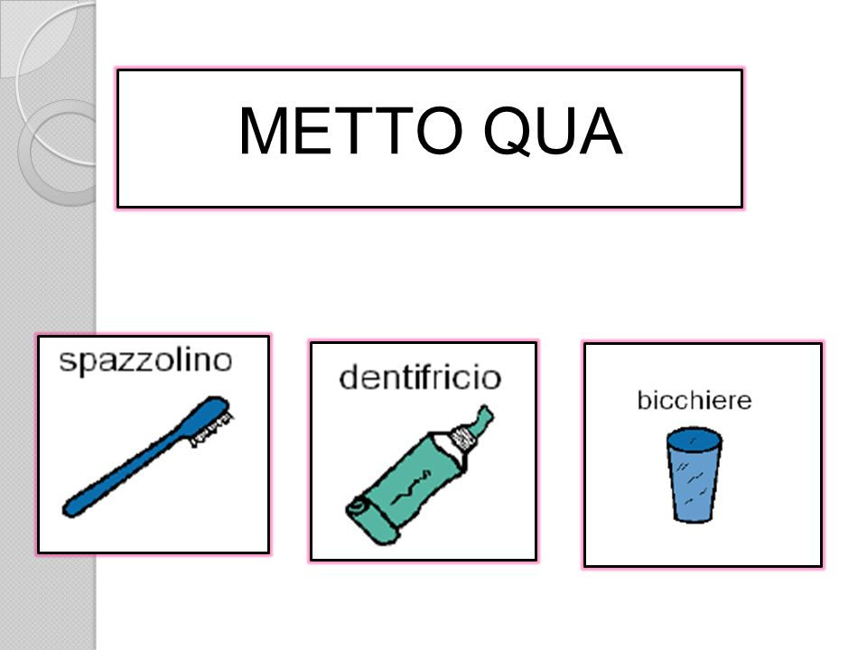 METTO QUA