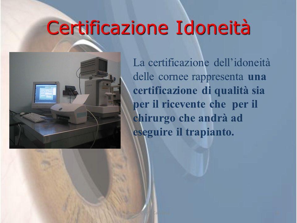 Certificazione Idoneità