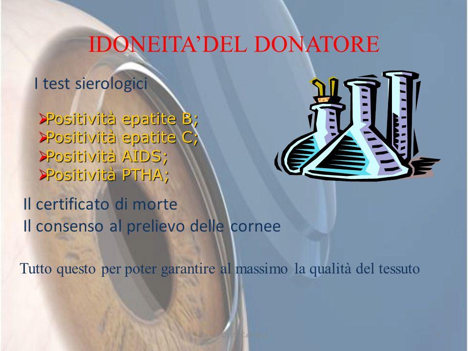 IDONEITA'DEL DONATORE