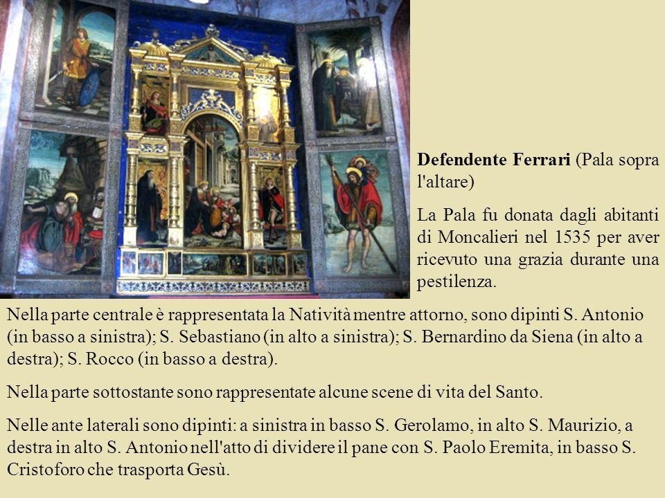 Defendente Ferrari (Pala sopra l altare)