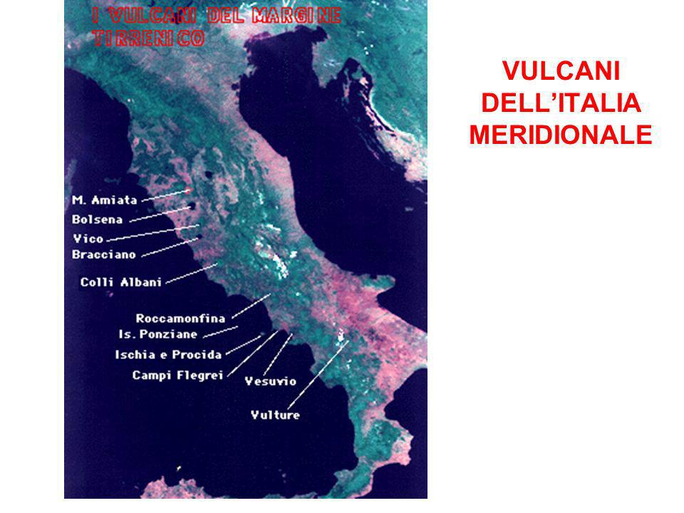 VULCANI DELL'ITALIA MERIDIONALE