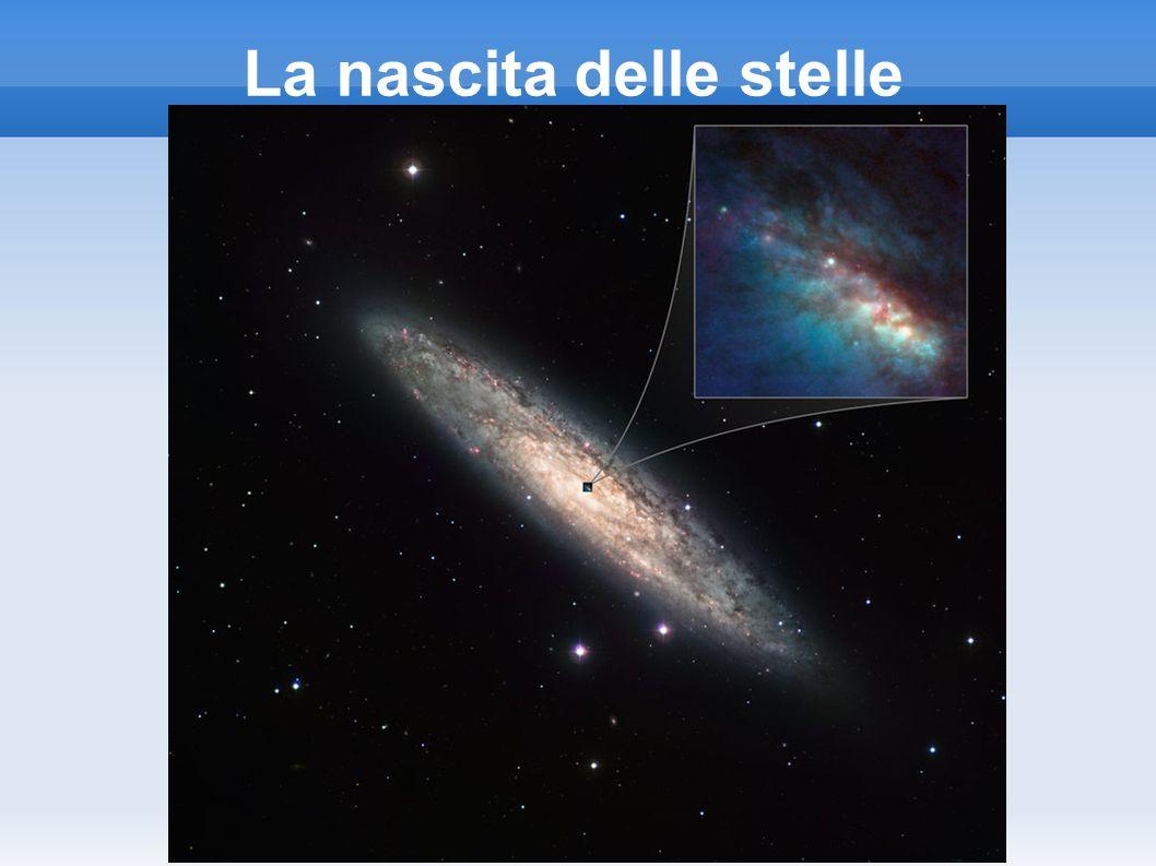La nascita delle stelle