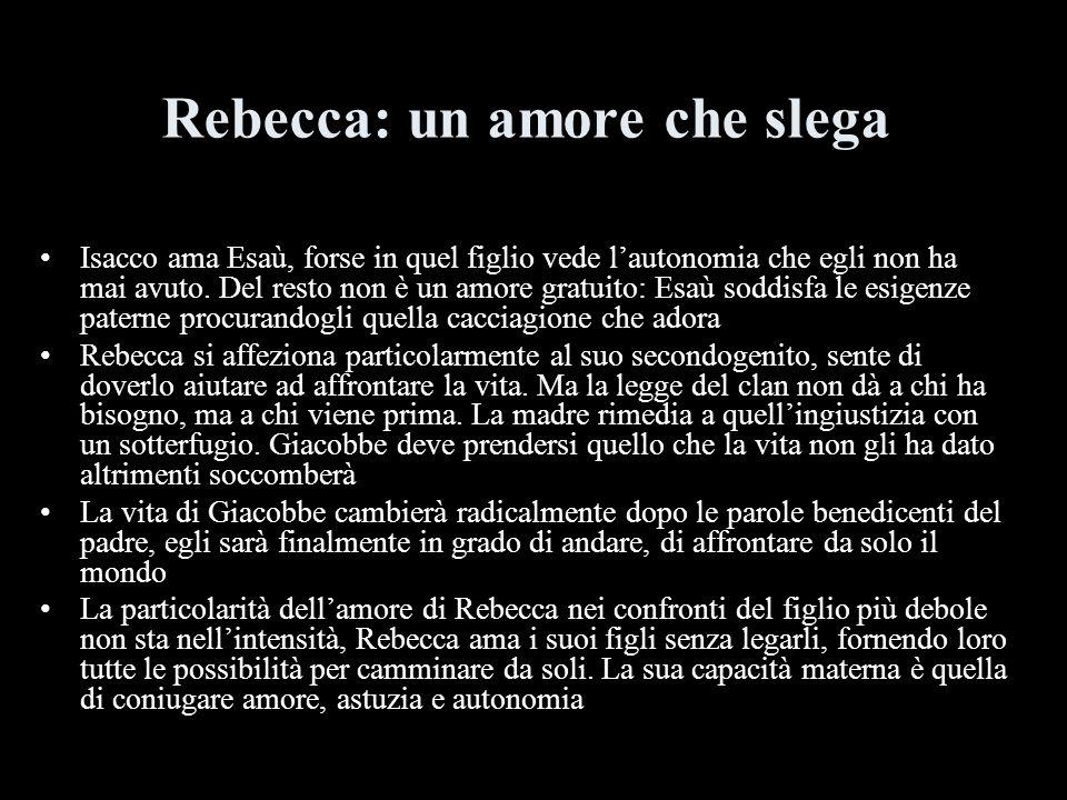 Rebecca: un amore che slega