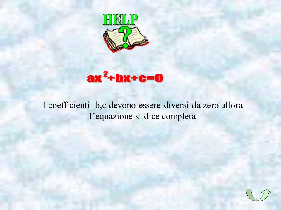 HELPax +bx+c=0.2.