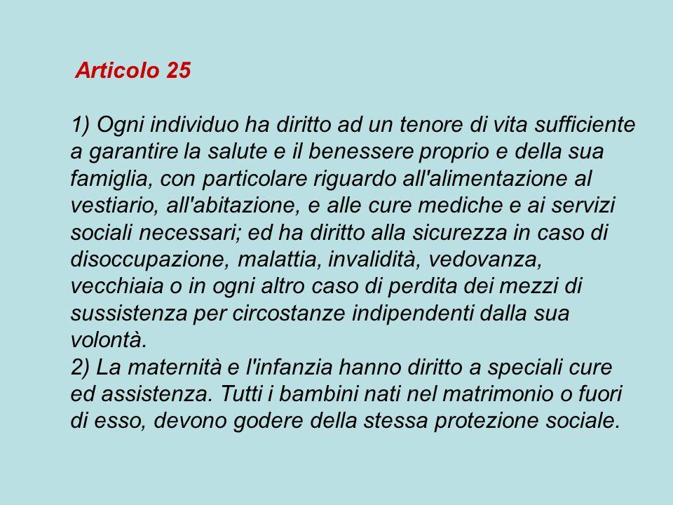 Articolo 25