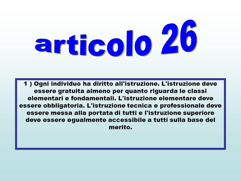 articolo 26