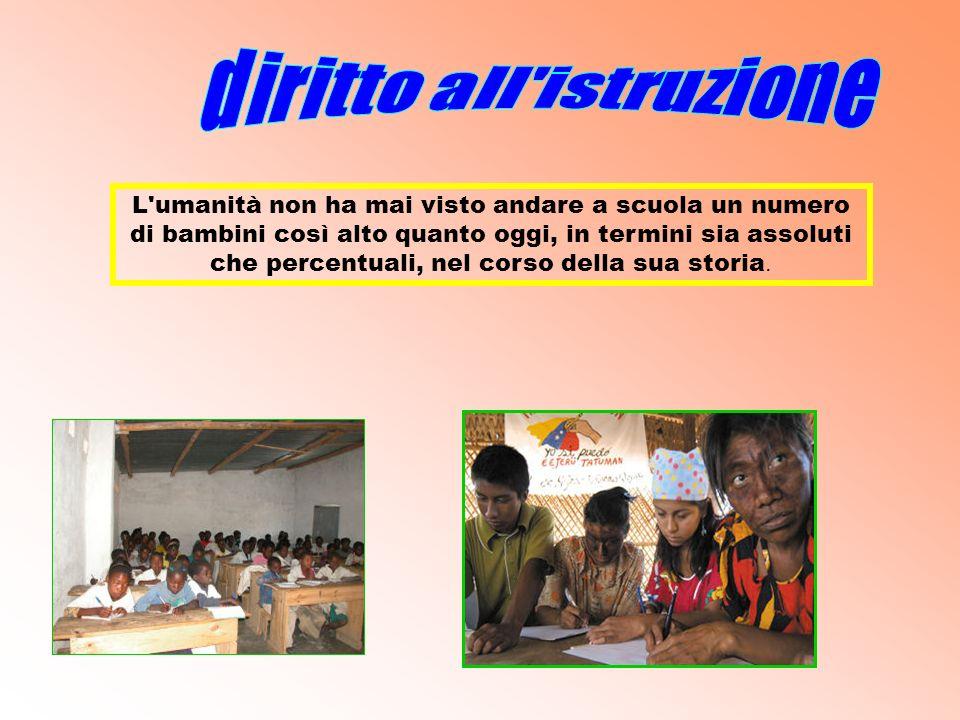 diritto all istruzione