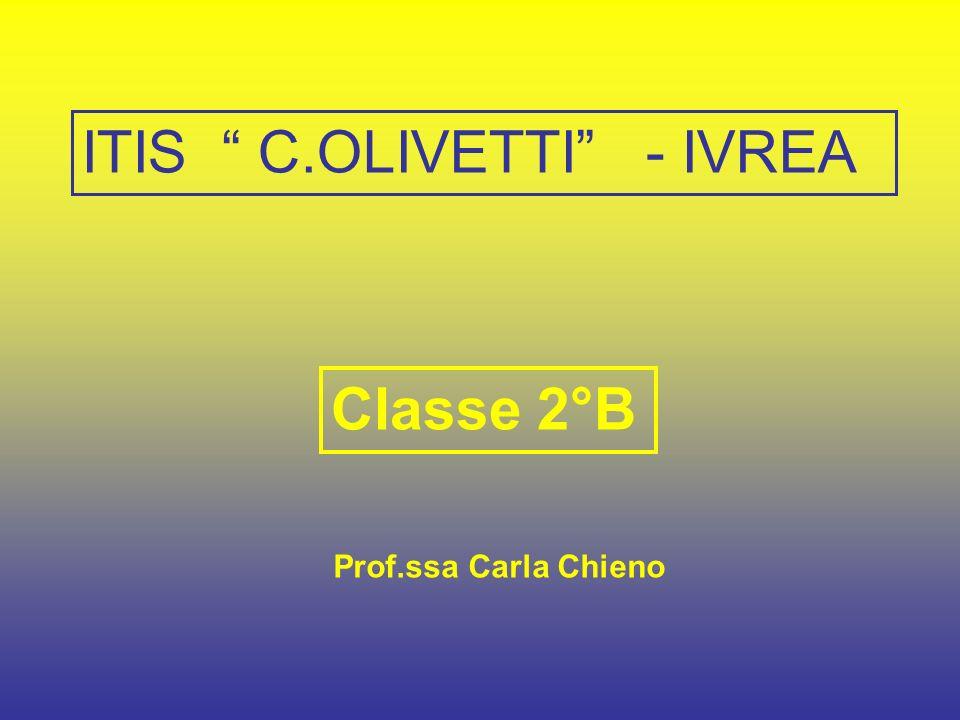 ITIS C.OLIVETTI - IVREA