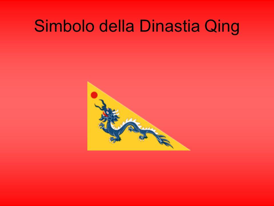 Simbolo della Dinastia Qing