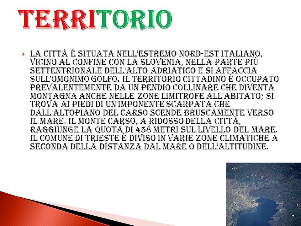 Trieste ppt scaricare for Idee di estensione a livello diviso