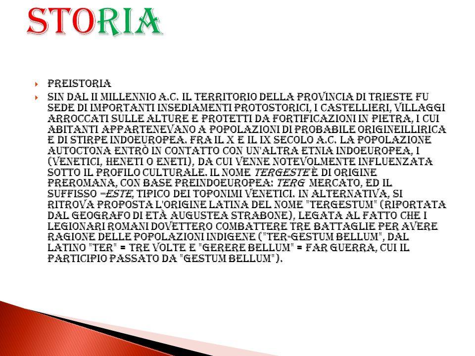 Storia Preistoria.