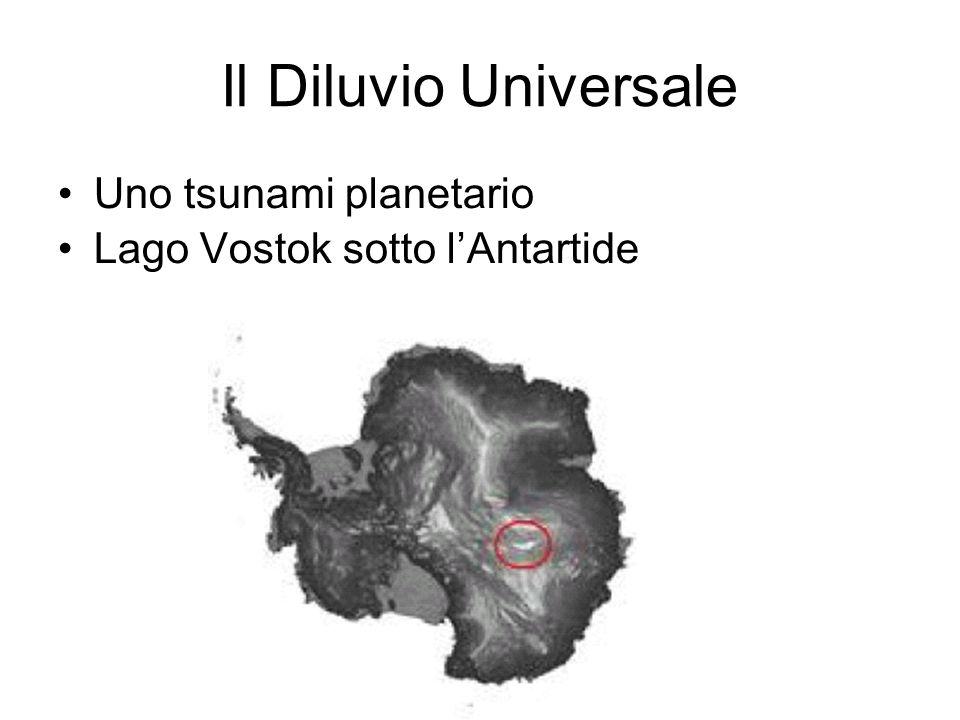 Il Diluvio Universale Uno tsunami planetario