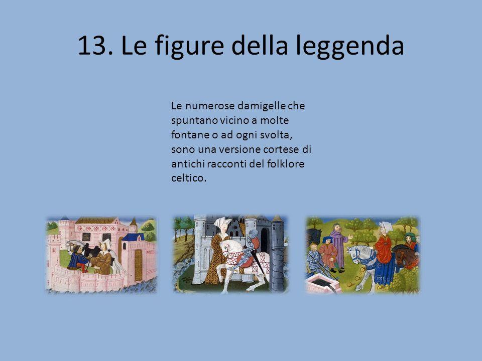 13. Le figure della leggenda