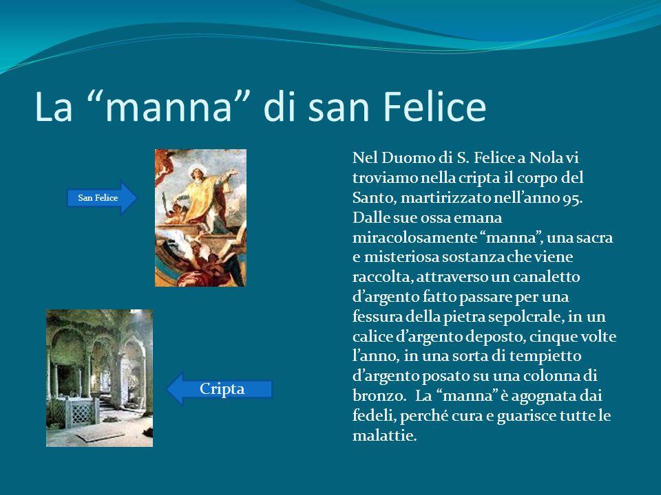 La manna di san Felice