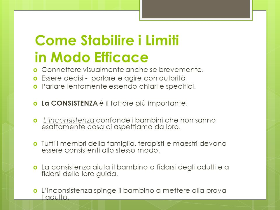 Come Stabilire i Limiti in Modo Efficace