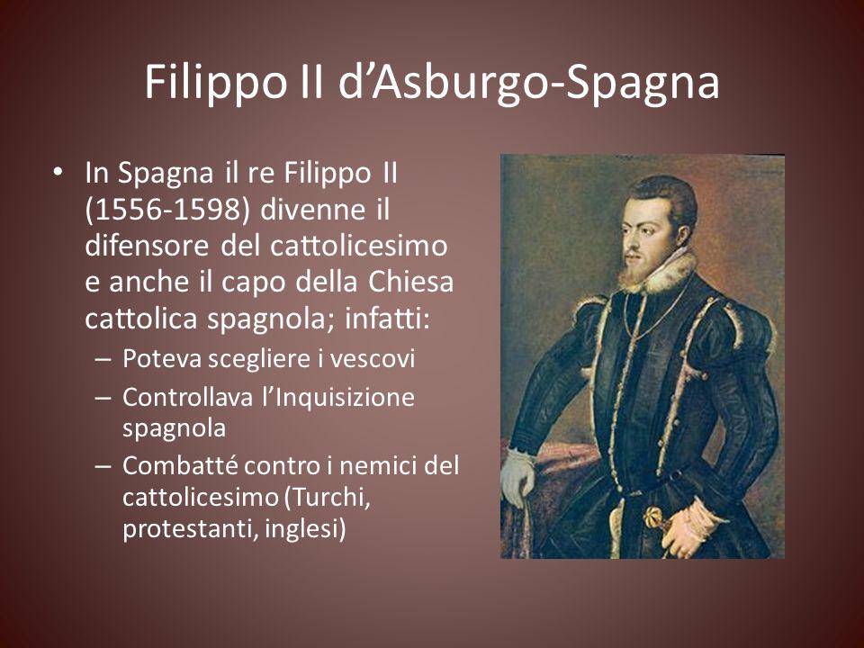 Filippo II d'Asburgo-Spagna