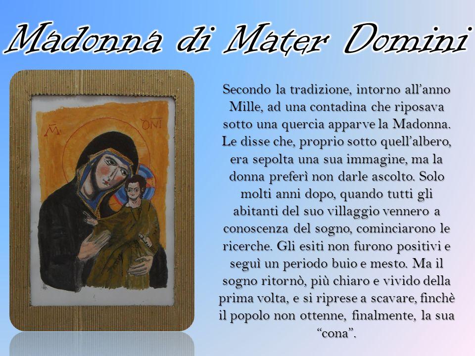 Madonna di Mater Domini