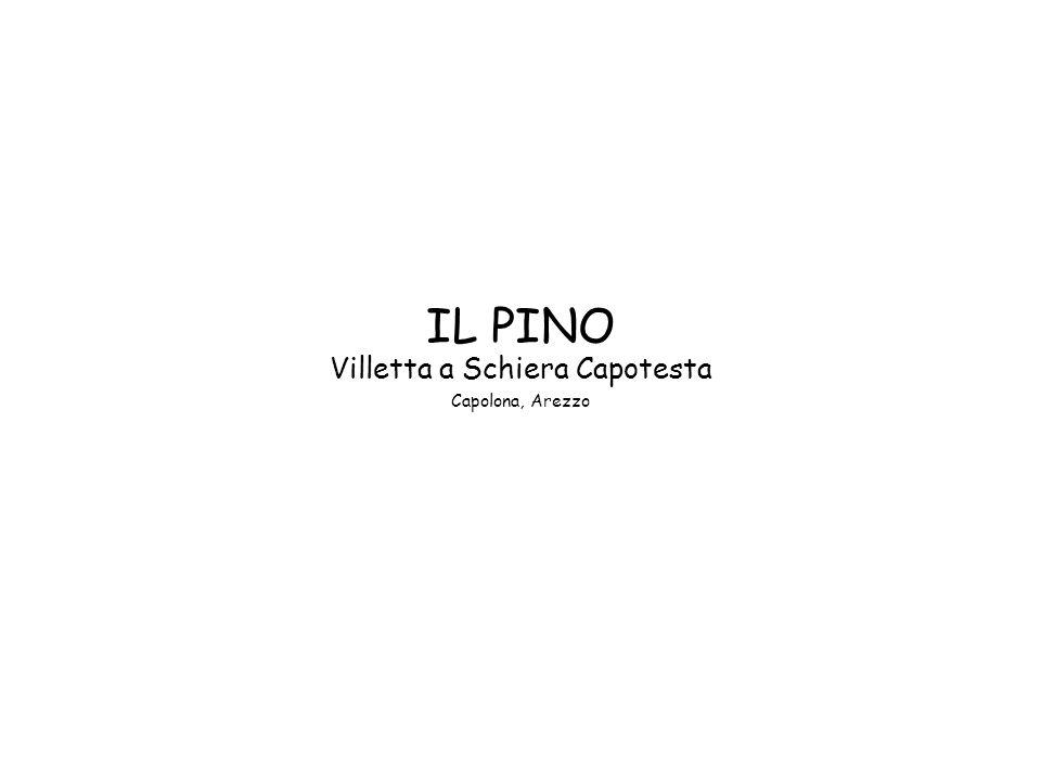 Villetta a Schiera Capotesta Capolona, Arezzo