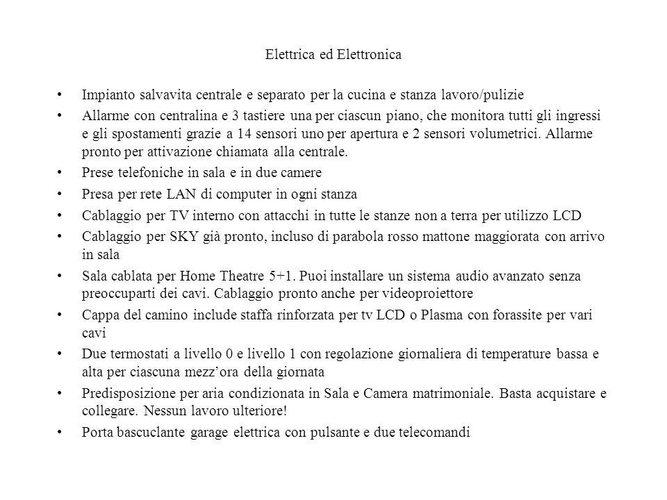 Elettrica ed Elettronica