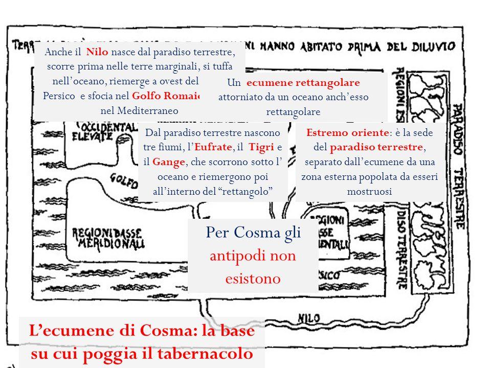 L'ecumene di Cosma: la base su cui poggia il tabernacolo