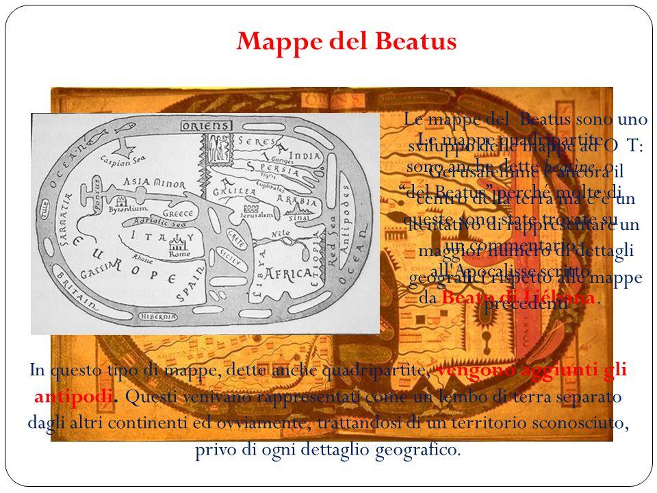 Mappe del Beatus
