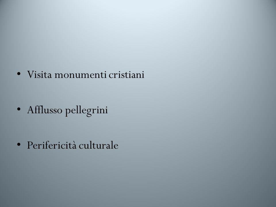 Visita monumenti cristiani