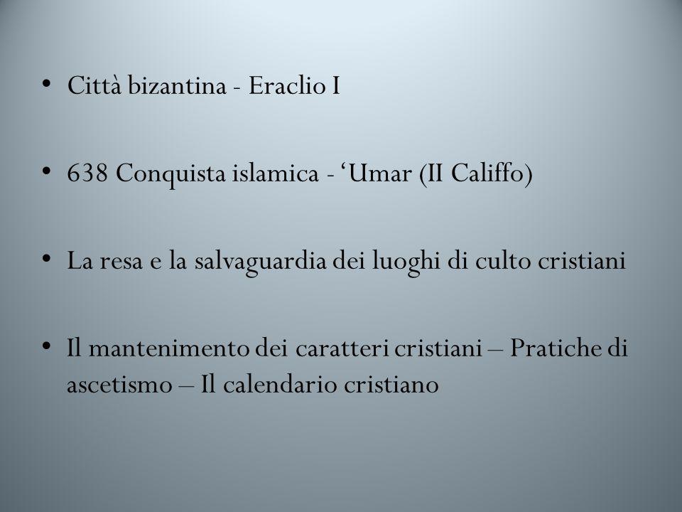 Città bizantina - Eraclio I