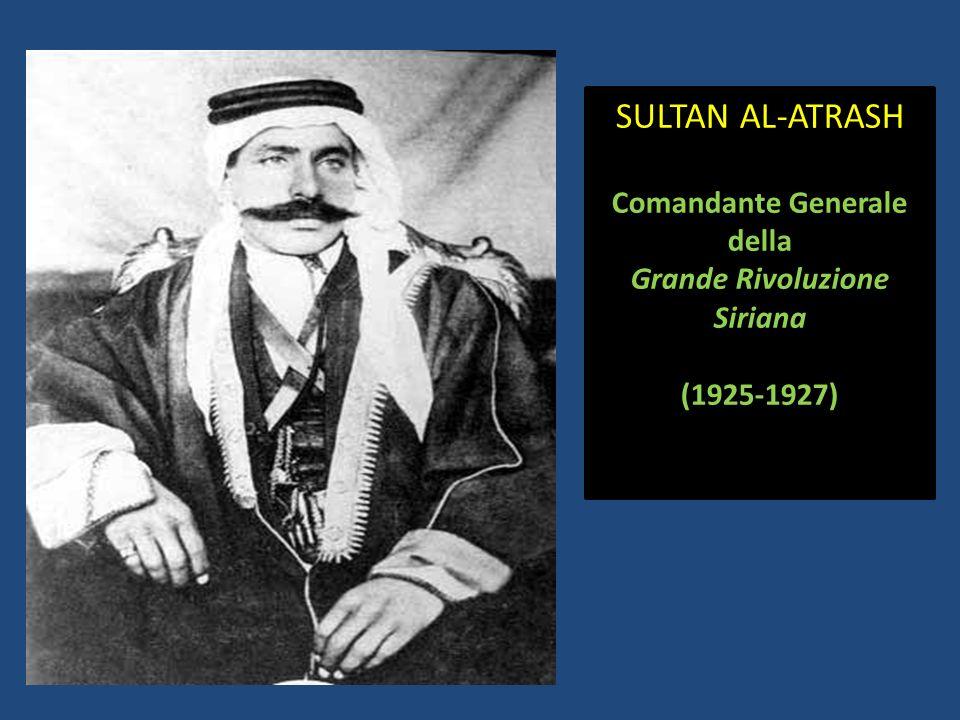 Comandante Generale della Grande Rivoluzione Siriana