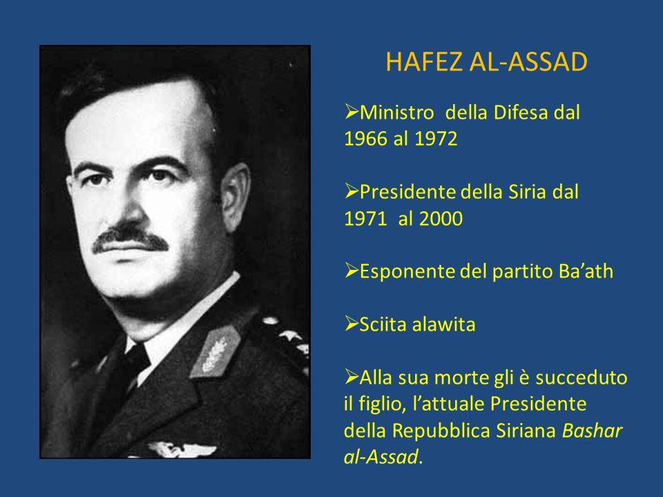 Ministro della Difesa dal 1966 al 1972
