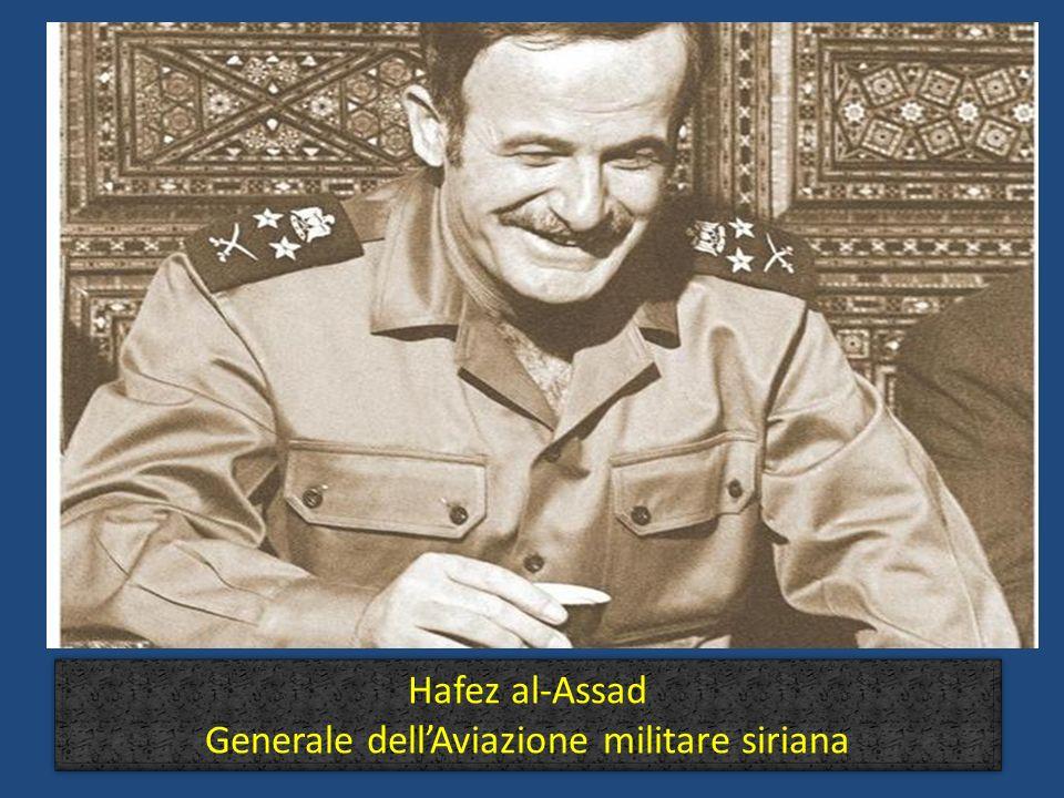 Generale dell'Aviazione militare siriana