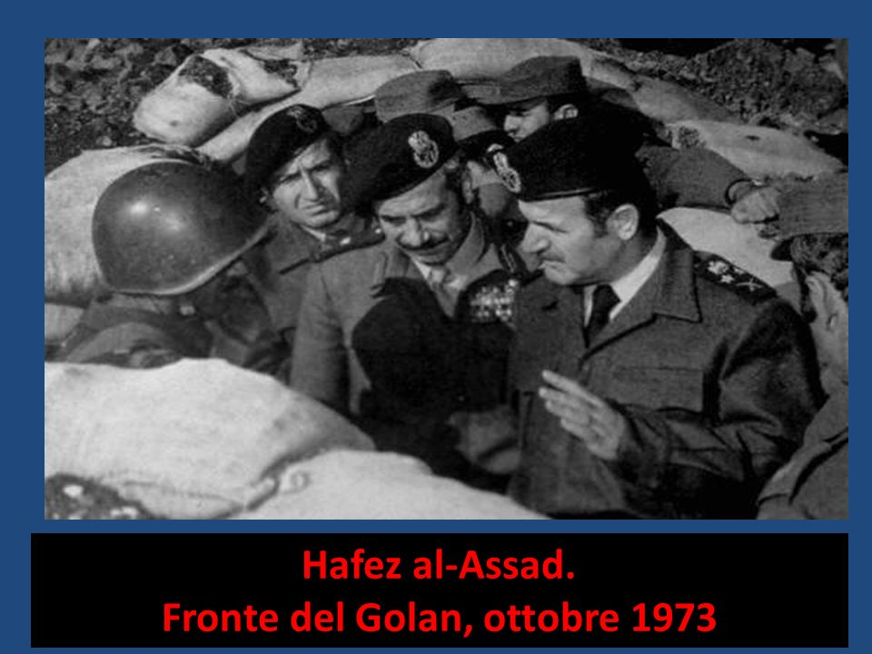 Fronte del Golan, ottobre 1973