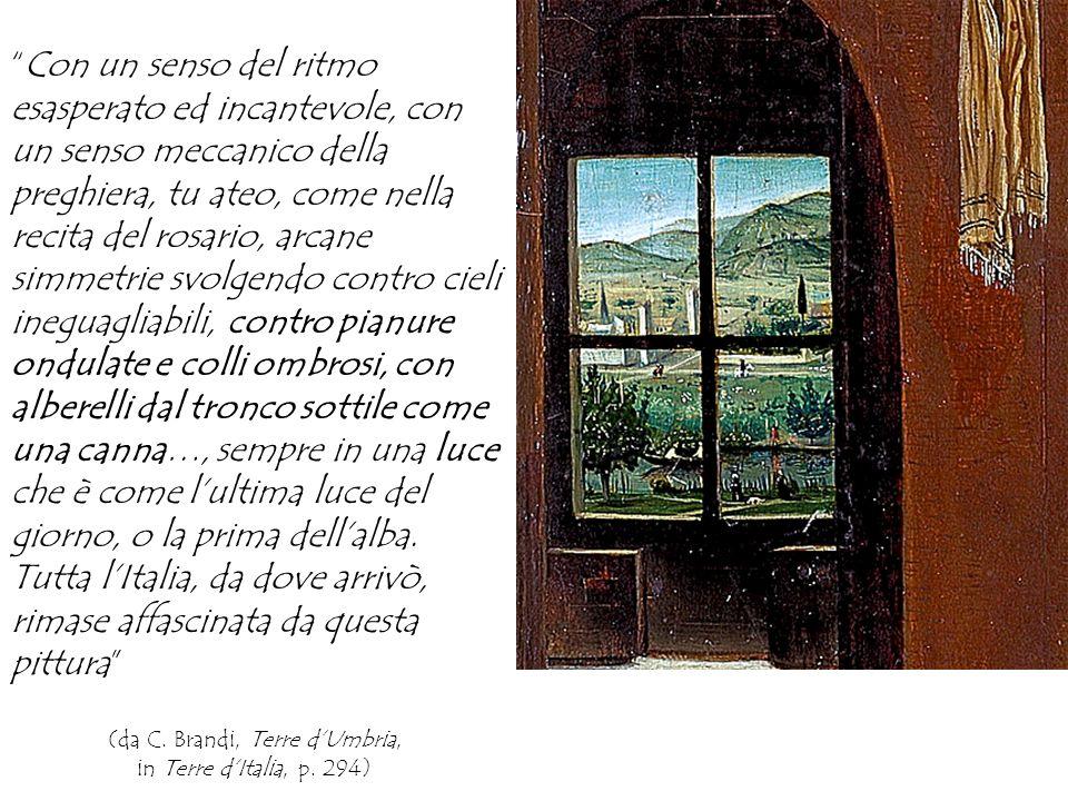 (da C. Brandi, Terre d'Umbria,