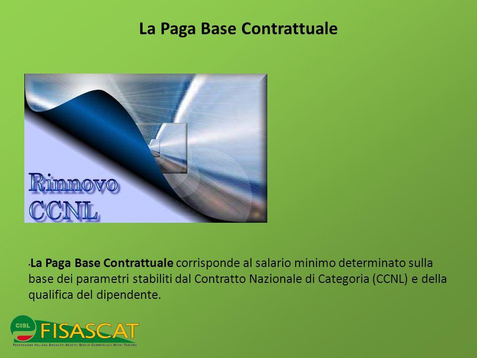 La Paga Base Contrattuale