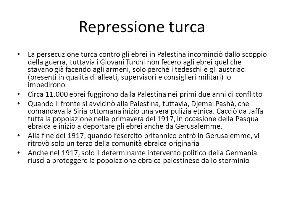 Repressione turca