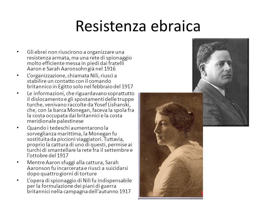 Resistenza ebraica