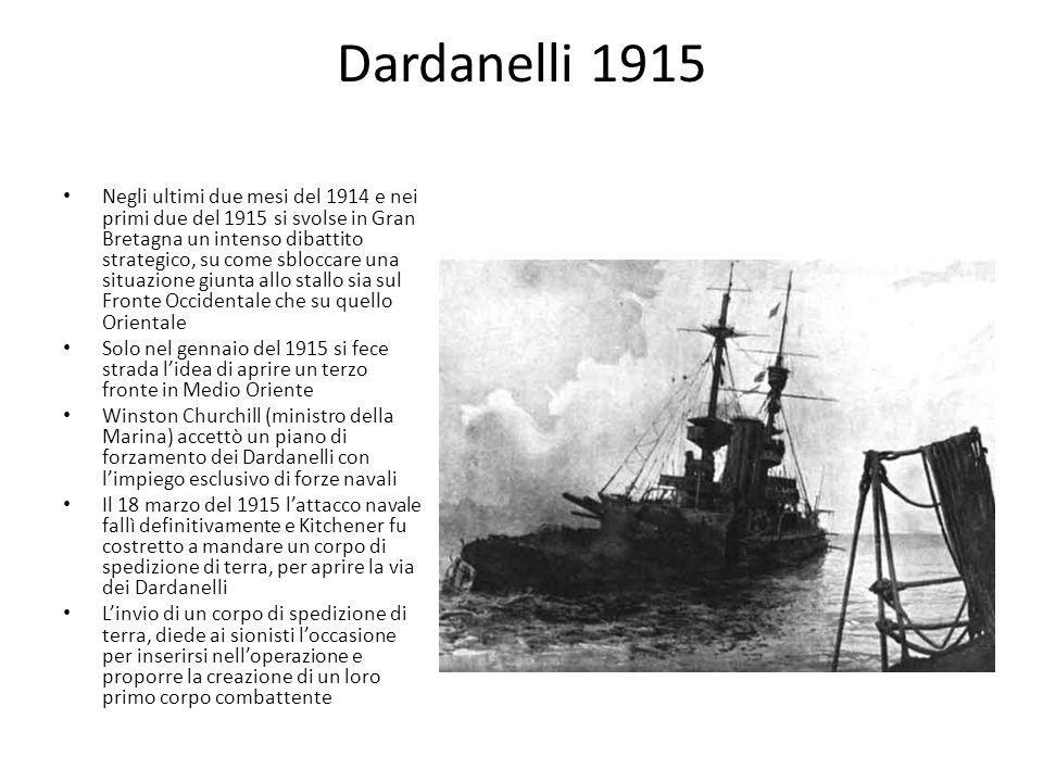 Dardanelli 1915