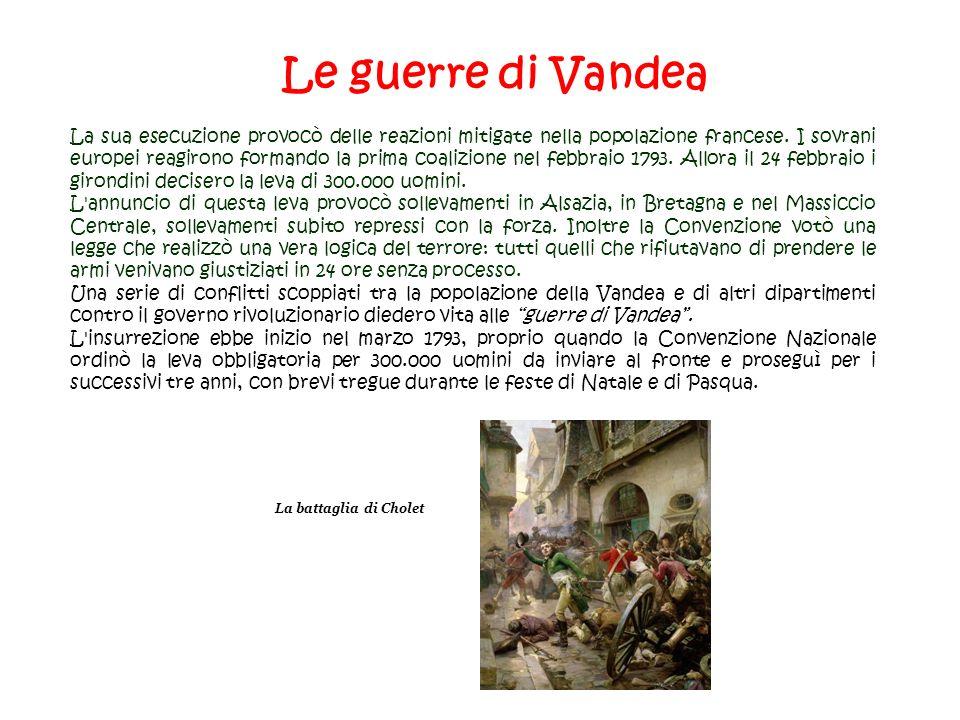 Le guerre di Vandea