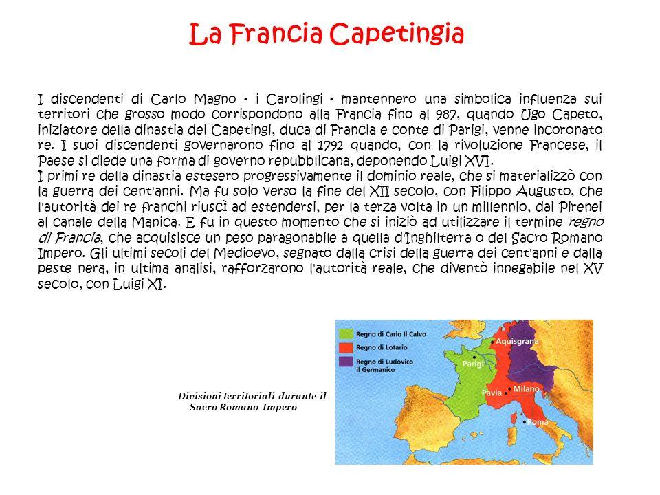 La Francia Capetingia